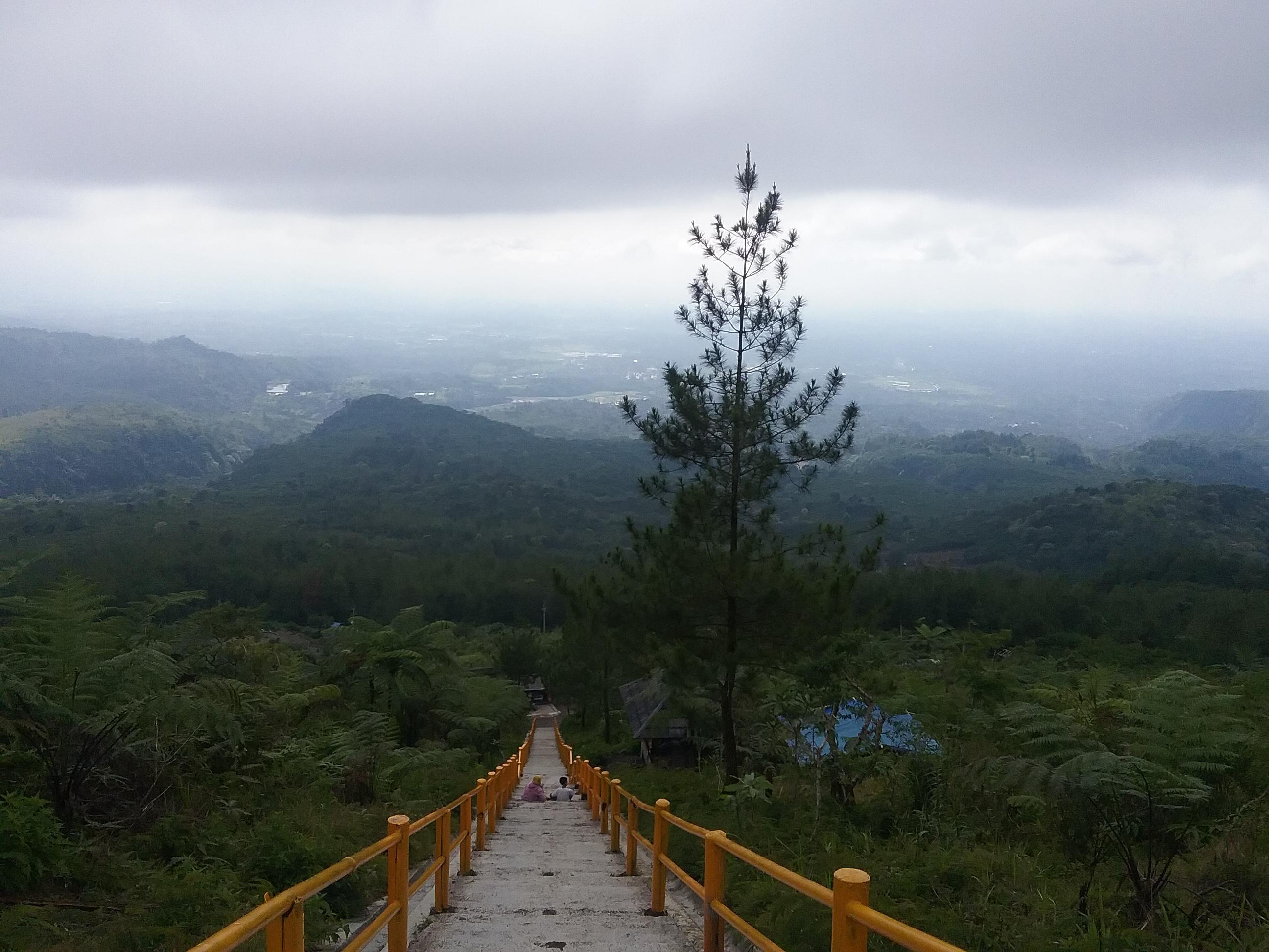 wisata gunung galunggung